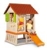 Домики, детские игровые палатки, горки, качели