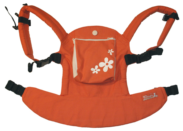Переноска рюкзак для детей своими руками 6