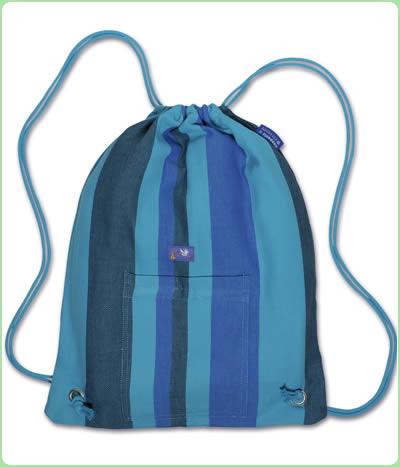 Дополнительно к слингу можно приобрести рюкзак того же цвета.